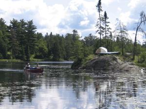 bwca canoe camping